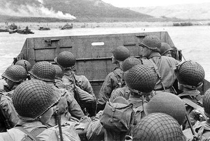 Normandy-D-Day Beaches