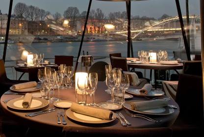 River Seine Dinner Cruise